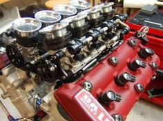 Hayabusa V8 engine  500 HP, 10,000 RPM and 1,000 LBS