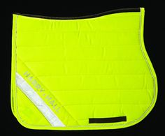 70% polyester, 30% cotton. White LED lights on the right hand side as worn, with three different light sequences to choose from. Wicking properties to help maintain an optimum body temperature. Hi-Viz Saddlecloth. | eBay!