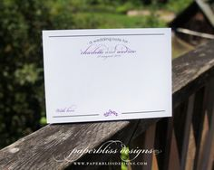 Wedding advice cards capture priceless words of wisdom from your family and friends at your wedding! I wish I'd used these at my wedding when my grandparents were still here.