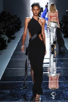 Alexandre Vauthier Spring 2017 Couture collection - for the rock going to gammys