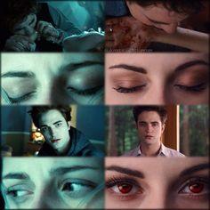 The Twilight Saga Twilight Saga Quotes, Twilight Saga Series, Twilight New Moon, Twilight Series, Twilight Movie, Twilight Bella And Edward, Edward Bella, Edward Cullen, Bella Cullen