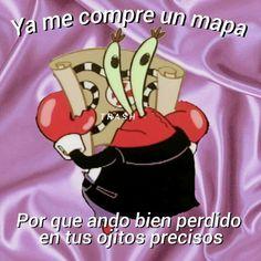Sigueme como Mïldrëd Røjäs, se que te agradara mi contenido, solo un click & ¡listo! Romantic Memes, Tumblr Love, Cute Love Memes, Crush Memes, Love Phrases, Spanish Memes, Pick Up Lines, Meme Faces, Mood Pics