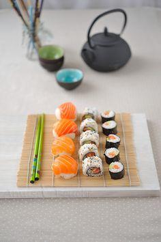 Sushi balls - Amuses bouche