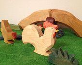 Des jouets nature pour la nature des enfants par brindbois sur Etsy