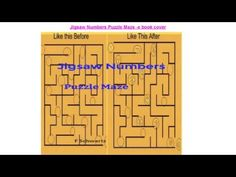 Number Puzzles, Jigsaw Puzzles, Maze Book, News Games, Free Ebooks, Promotion, Numbers, Author, How To Get