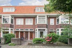 Benedenwoning Marnixstraat 79 zwart, Haarlem