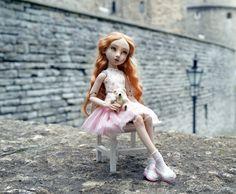 Bjd Dolls, Ball Jointed Dolls, Harajuku, Cool Photos, Porcelain Doll, Studio, Artist, Fashion, Moda