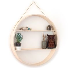$120 Down That Little Lane - CIRCULAR WALL BOX   Circular Shadow box. It is a great way of displaying your treasures and adds a vintage feel. They are a fantastic way to fill wall space and look great!