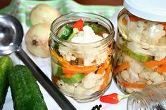 Fresh Rolls, Pesto, Pickles, Cucumber, Food To Make, Salsa, Cooking Recipes, Homemade, Vegan