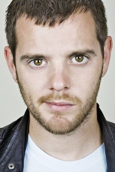 Mike Skinner. Doe-eyed, baby-faced English...rapper. The Streets.