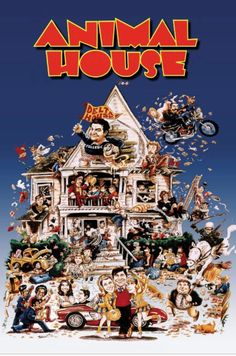 Animal House John Belushi, Kevin Bacon, and Karen Allen Comedy Movies, Hd Movies, Movies Online, Movies 2019, Netflix Movies, Kevin Bacon, Good Movies To Watch, Great Movies, Amazing Movies