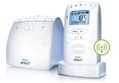 Amazon.com: Philips AVENT DECT Baby Monitor with Temperature Sensor and New ECO Mode: Baby Sound Monitor, Baby Monitor, Travel System, Philips, Free Baby Stuff, Eco Baby, Baby Baby, Baby Online, Phillips Avent