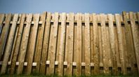 How To Install A Rot Board On A Privacy Fence