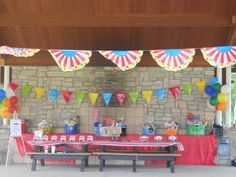 end of the year preschool carnival