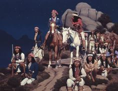Geronimo - Waiting For The Dawn by David Nordahl