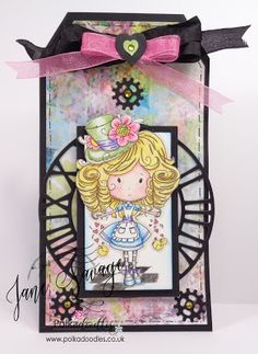 Made by Jane using the Winnie in Wonderland collection. Pop over to the shop to view the complete collection - http://www.polkadoodles.co.uk/downloads-printables/download-collections/winnie-in-wonderland