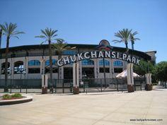 Chukchansi Park - Fresno, California
