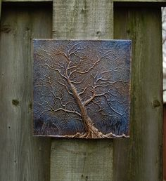 Hey, I found this really awesome Etsy listing at http://www.etsy.com/listing/120014528/tree-wall-art-garden-plaque-stormy-sky