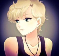 Haruka be real please. Sailor Moon Tumblr, Sailor Moon Art, Sailor Moon Crystal, Sailor Uranus, Sailor Neptune, Anime Girls, Manga, Moon Icon, Sailor Moon Character