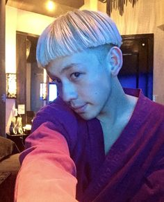 【画像あり】りゅうちぇるの新しい髪型wwwwww