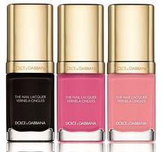 nail polish Dolce & Gabbana Rosa Makeup Collection for Spring 2016 | MakeUp4All