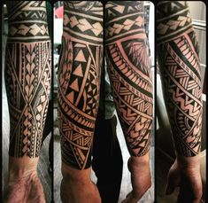 difference between polynesian and filipino tattoos