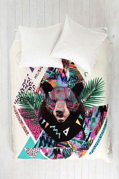 Kris Tate For DENY Kahoolawe Duvet Cover