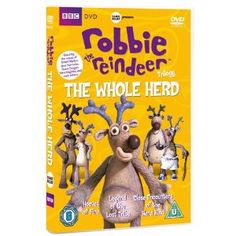 Robbie the Reindeer Trilogy - The Whole Herd [DVD]: Amazon.co.uk: Film & TV