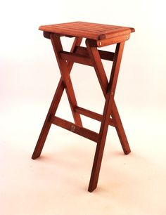 Making Wood Folding Bar Stools   Http://www.1sthomebarideas.com/