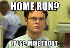 Mike Trout Home Run Swing | Mike Trout | MLB Memes, Sports Memes, Funny Memes, Baseball Memes ...