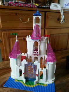 Lego fairytale castle