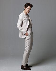 Hong Jong Hyun - Woman Central Magazine May Issue '16