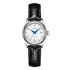 Cheap Women's Watches, Buy Directly from China Suppliers:Parnis Royal Seriers Luminous Lady Women Leather Watchband  Fashion Automatic Mechanical Watch Wristwatch