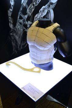 3D Print Show Paris l'impression 3D à l'honneur  #3dPrintedFashion