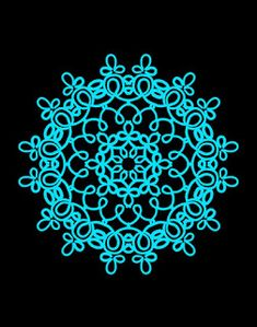 Tatting by the Bay: Small Doily