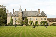 Château Saint Paterne (Hotel near Normandy, France)