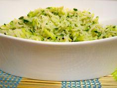 Zucchini Rice - Damn Delicious