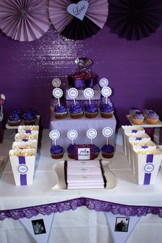 1000 Images About Purple Party On Pinterest