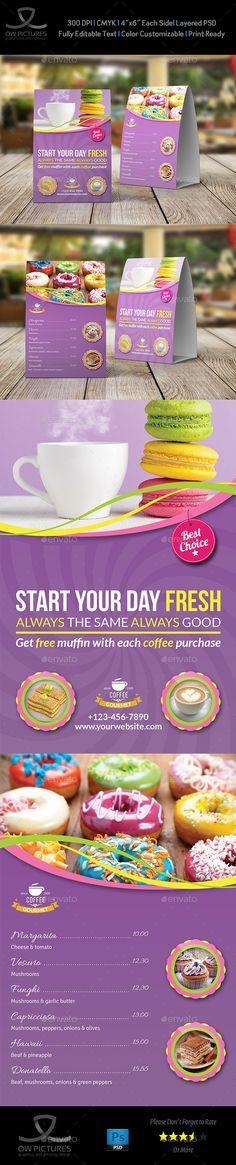 cafe graphic menu Cafe Menu Templates Free Download design breakfast