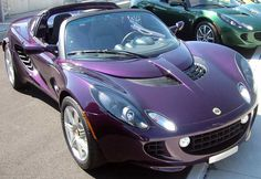 Lotus....i'd never want one. Too flashy for me, but I love to look at beautiful things.