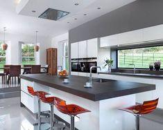 Die 55 besten Bilder von küchen ideen modern | Modern kitchens, Home ...