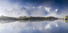 Mont-Blanc - Photography by Vincent Favre
