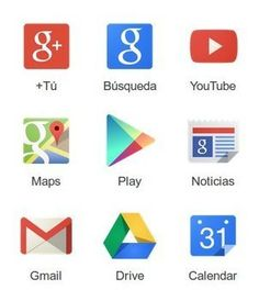 Los servicios de Google en educación