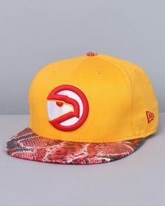 Atlanta Hawks Team Snakeskin snapback! Other teams are available too.  hats   snapback 938682ad70c2