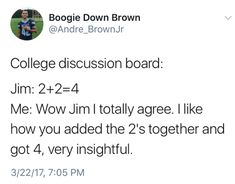 I hope you will discover that much of these advantages are rather informing and carefully think about whether or not online learning for your secondary education needs will be in your benefits. Funny Cute, Really Funny, The Funny, Hilarious, Tumblr Funny, Funny Memes, Funny Tweets, Funniest Memes, Funny Videos