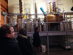 Distilleries and More with Columbus Brew Adventures