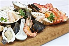 Food photography for the Crab at Chievely