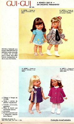 Vamos Rir com a Boneca Gui Gui:        Boneca Gui-Gui abra os bracinhos e…