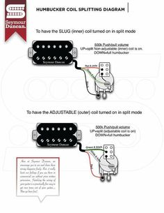 tele wiring diagram 1 humbucker, 1 single coil with push pull seymour duncan humbucker prs wiring-diagram the world's largest selection of free guitar wiring diagrams humbucker, strat, tele, bass and more!