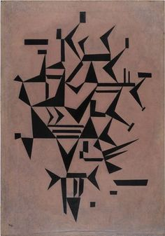 Wassily Kandinsky, Lightly Touching on ArtStack #wassily-kandinsky-vasilii-vasil-ievich-kandinskii #art